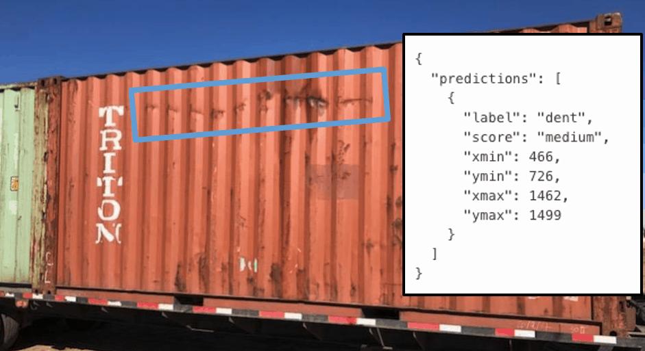 Predictive maintenence logistics