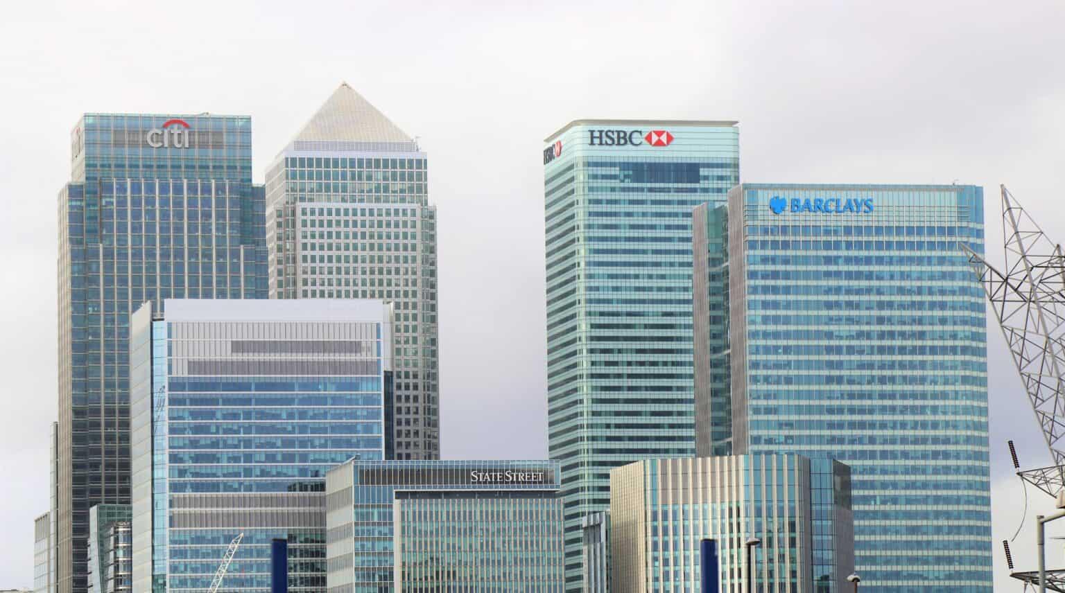 Banken en financiële instellingen